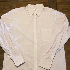Uniqlo Mens Dress Shirt